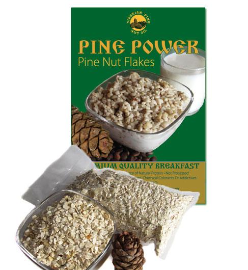 Cedar Nut Flakes