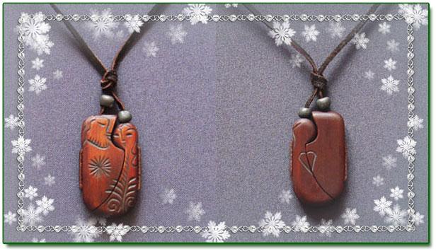 Ringing Cedars. Cedar Amulet Soulmates