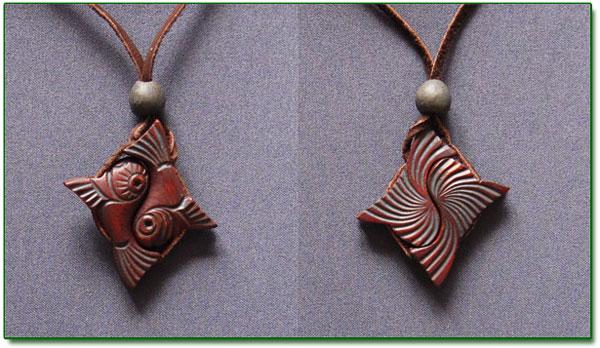 Ringing Cedars. Cedar Amulet Yin-Yang
