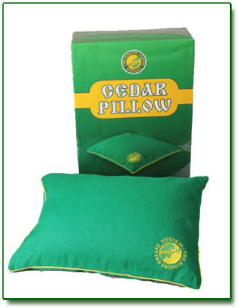 Cedar Pillow