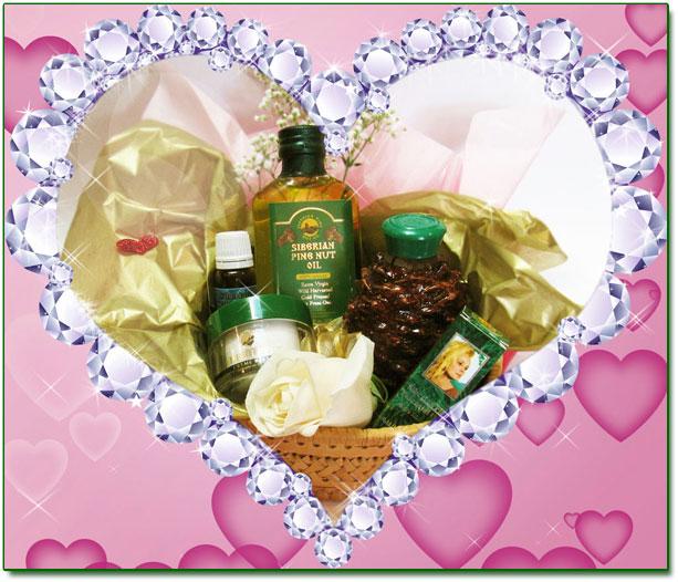 Cedar Nut Oil - Valentine Gift